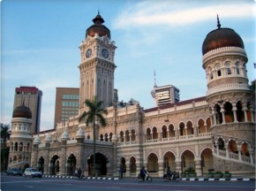 The-Malaysia-Supreme-Court-Building-In-Kuala-Lumpur-Pictures-Malaysia-Travel